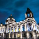 Cultural strategy: Belfast City Hall