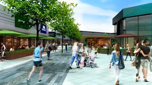 What the new Junction One development could look like when completed