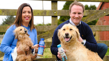 Anthony and Blaithin Mackle announce the firm's new export deal