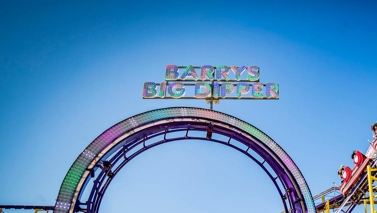 One of NI's richest men linked to sale of Barry's Amusements site