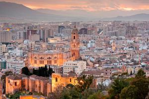Malaga in Spain, where Neueda has opened an office in the run-up to Brexit