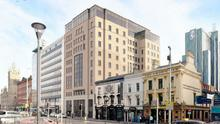 An artist's impression of The Vantage at Great Victoria Street, Belfast