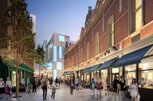 What Royal Exchange could look like once completed