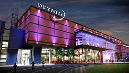 Cineworld is to open at Belfast's Odyssey Pavilion in November