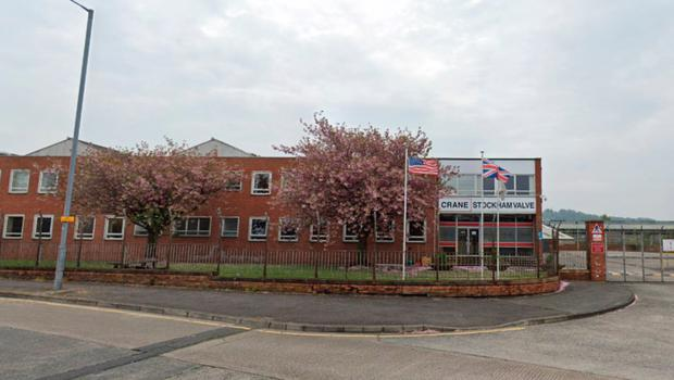 The Crane Stockham Valve factory in east Belfast is to be shut down