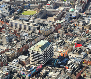Dublin is a strikingly different sub-region in economic terms