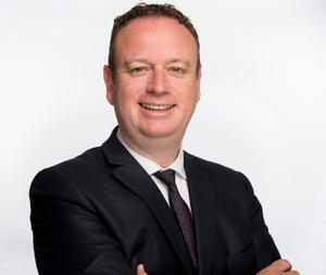 Stephen Kelly, head of Manufacturing NI