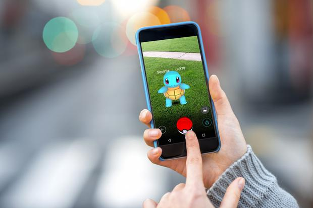 Game on: Pokemon Go has overtaken the addictive Candy Crush to become the biggest mobile game ever