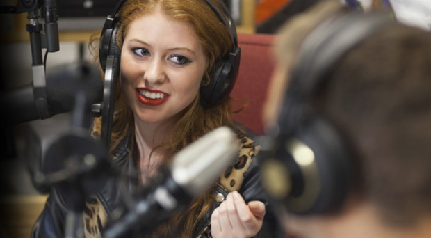 Changing times: women are now beginning to make their mark in the world of podcasting
