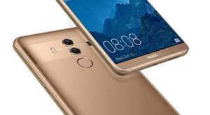 Solid build: the Mate 10 isn't flashy but performs strongly