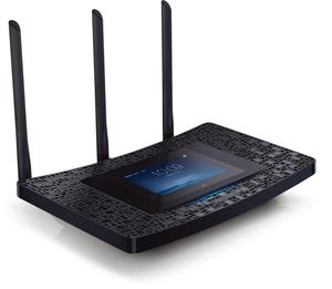 TP-Link Touch P5 AC 1900 Touch Screen Wi-Fi Gigabit Router, £129.99, www.maplin.co.uk