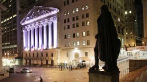 The Standard and Poor's 500 index closed at an all-time high (AP Photo/Mark Lennihan, File)