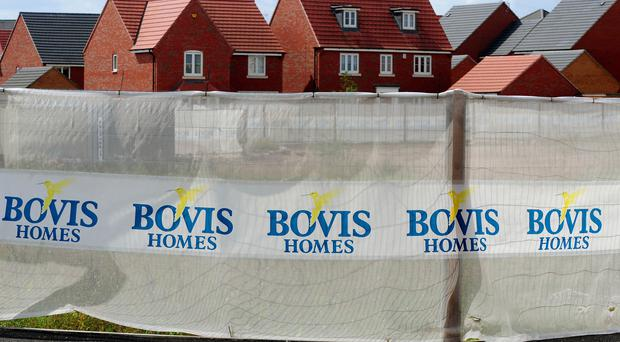 Bovis Homes has completed the acquisition of Galliford Try's housebuilding business (Rui Vieira/PA)