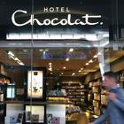 Hotel Chocolat has released its results for Christmas, with home hot chocolate machines proving popular (Philip Toscano/PA)