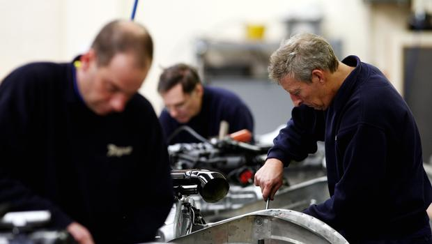 The manufacturing sector contracted faster in November than the month before (PA)