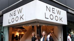 New Look on Oxford Street, central London (PA)