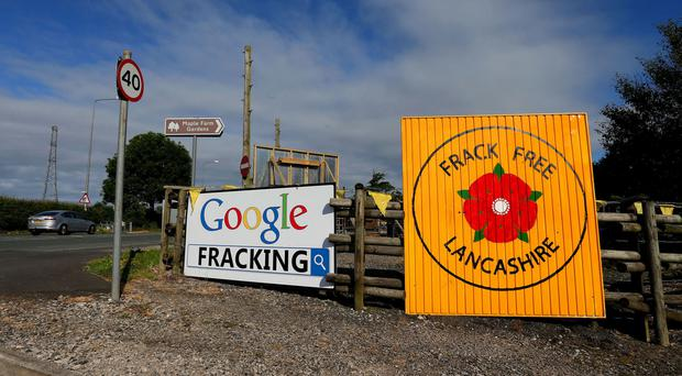 Campaigners are trying to overturn approval for a fracking site in Lancashire