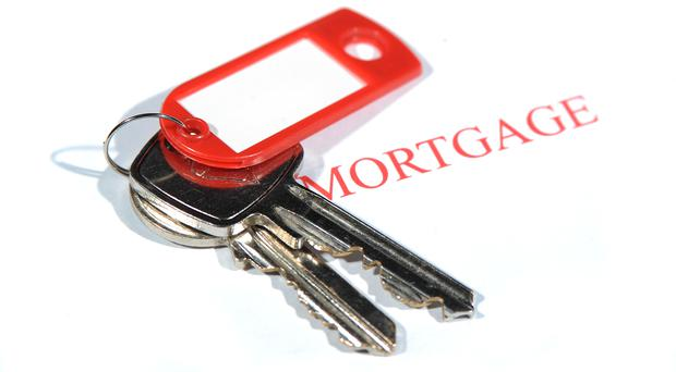 The number of new mortgages shot up in November (Joe Giddens/PA)