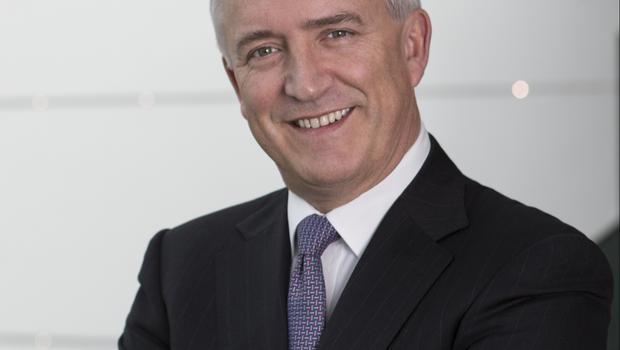 David Duffy, chief executive of CYBG, has been leading a push into open banking and its digital offering (Clydesdale/PA)