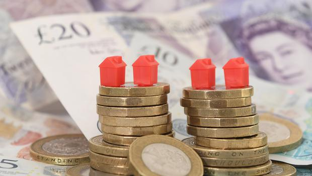 First-time buyers faced having to raise around £3,000 more for a deposit in 2019 than a year earlier, Halifax said (Joe Giddens/PA)