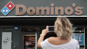 Domino's Pizza said it is not sure what the impact of coronavirus will be on its business (Jon Super/PA)