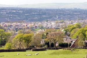 Property prices for first-time buyers have jumped by 8.6% annually in the North West (Martin Rickett/PA)