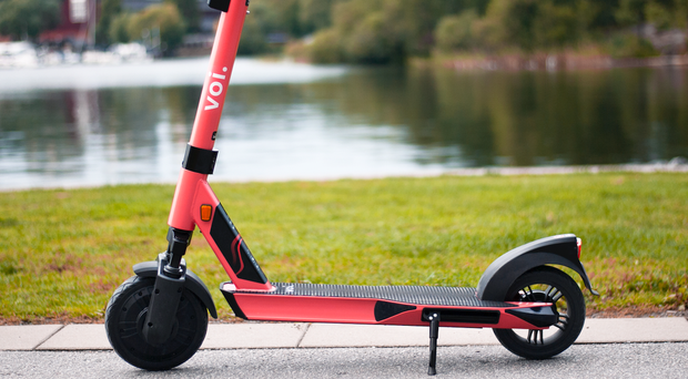 E-scooter business VOI has raised 85m dollars to expand into more European cities (VOI/PA)