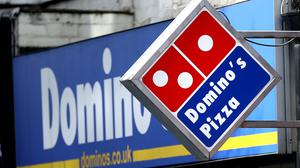 The group said demand for takeaway pizzas jumped as Britons staycationed over the summer (PA)