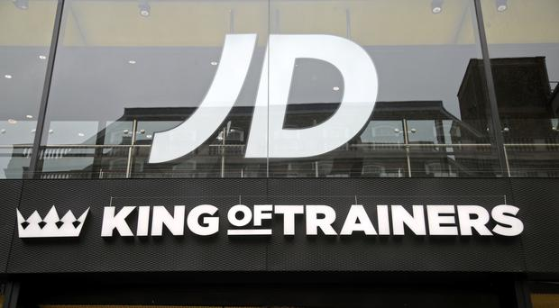 JD Sports has posted positive Christmas sales growth (Yui Mok/PA)