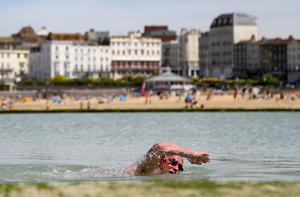 Searches for properties in Margate have increased in recent weeks, Rightmove said (Gareth Fuller/PA)