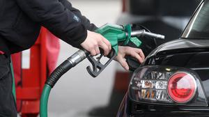 Experts said higher petrol prices are set to have put upward pressure on inflation