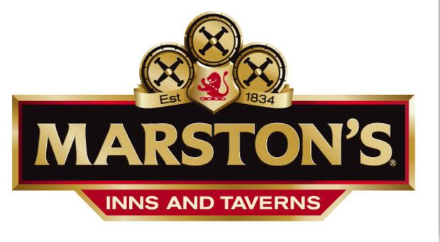 Masrton's has sold 137 pubs to Admiral Taverns (Marston's/PA)