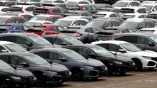 An Ulster bank economist said the car industry is unlikely to pick up in the short term (Andrew Matthews/PA)