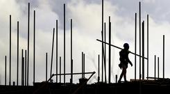 The business is preparing to build thousands of homes across 25 new sites (Gareth Fuller/PA)