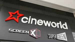 Cineworld said a worst-case coronavirus scenario could see it lose up to three months of revenues (Barrington Coombs/PA)