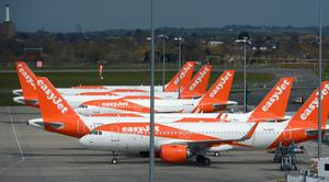 EasyJet founder Sir Stelios Haji-Ioannou wanted finance chief Andrew Findlay gone (Nick Ansell/PA)