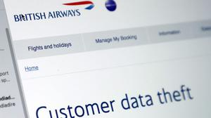 Some customers were forced to cancel their credit cards after the breach. (Gareth Fuller/PA)