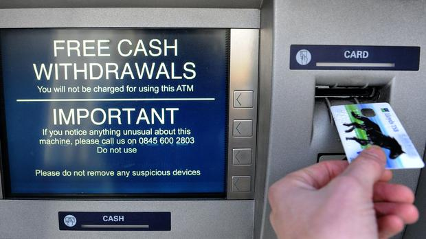"""The coronavirus pandemic should give banks a """"kick up the bum"""" to invest in cutting edge ATM technology to ensure vital access to cash in a post-Covid-19 world, according to one of the world's largest maker of cash machines."""