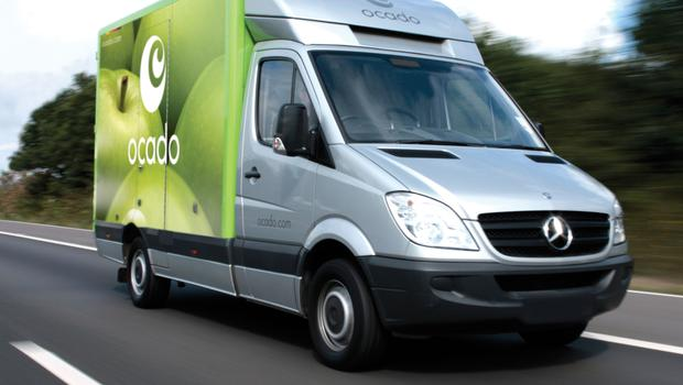 Ocado shares surged after it announced a new deal with one of Japan's biggest retailers (Ocado/PA)