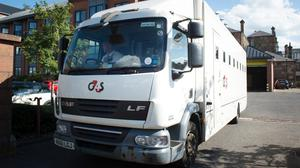 Bidding for G4S has closed, with GardaWorld and Alliance Universal both saying their offers for the firm are final (John Linton/PA)
