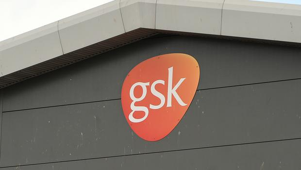 GSK has revealed a jump in profits thanks to strong growth in sales of its shingles vaccine (Andy Buchanan/PA)