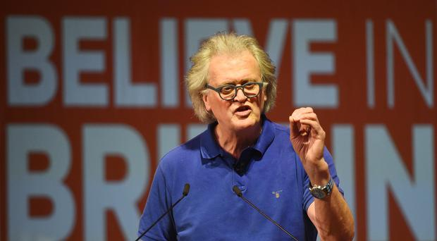 JD Wetherspoon chairman Tim Martin (PA)