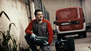 Pest control-to-hygiene firm Rentokil Initial has warned that it expects the hit from coronavirus to worsen in its second quarter amid global lockdowns due to the pandemic (Rentokil/PA)