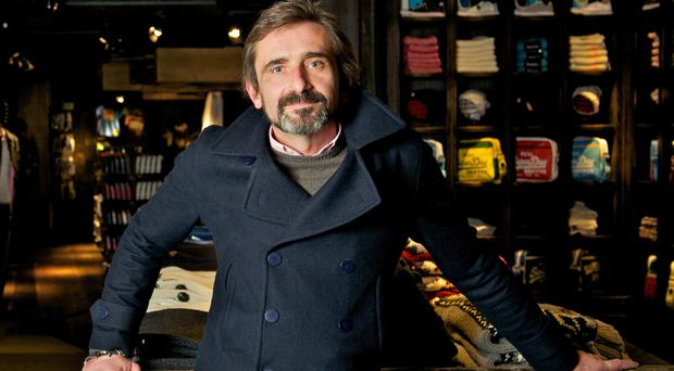 Julian Dunkerton promised a turnaround after returning to head Superdry in April (SuperGroup/PA)