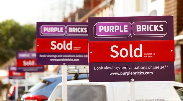 Purplebricks announced it will pull out of Australia and the US earlier this year (Purplebricks/PA)