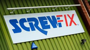 Screwfix was among five companies reinstated to the Prompt Payment Code (Rui Vieira/PA)