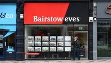 Bairstow Eves owner Counrtywide is in merger talks with rival estate agency LSL (Kirsty O'Connor/PA)