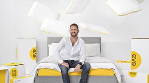 James Sturrock is chief executive of Eve Sleep (Eve Sleep/PA)