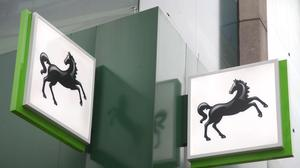 Lloyds will present results on Wednesday (Yui Mok/PA)