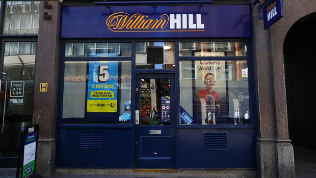 William Hill closed 700 stores over the past 17 weeks after it was impacted by new Government regulations on fixed odds betting terminals (Aaron Chown/PA)